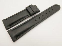 21mm/18mm Brown Genuine Vegtan CALF Skin Leather Watch Strap #WT3114